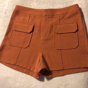 Ellison shorts women size L